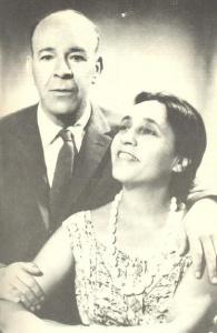4. Η Κοκόλα με τον συντροφό της Λαυρέντη Διανέλλο. (1)