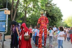 φεστιβάλ παραμυθιού Κόκκινη Κλωστή 2