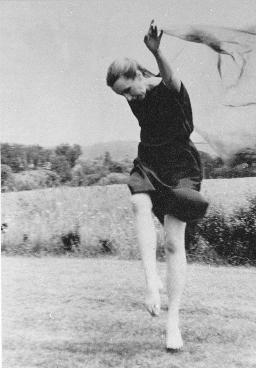 Barbara Kane 1- Barbara Kane in Butterfly Etude - photo by Terry Boatwright