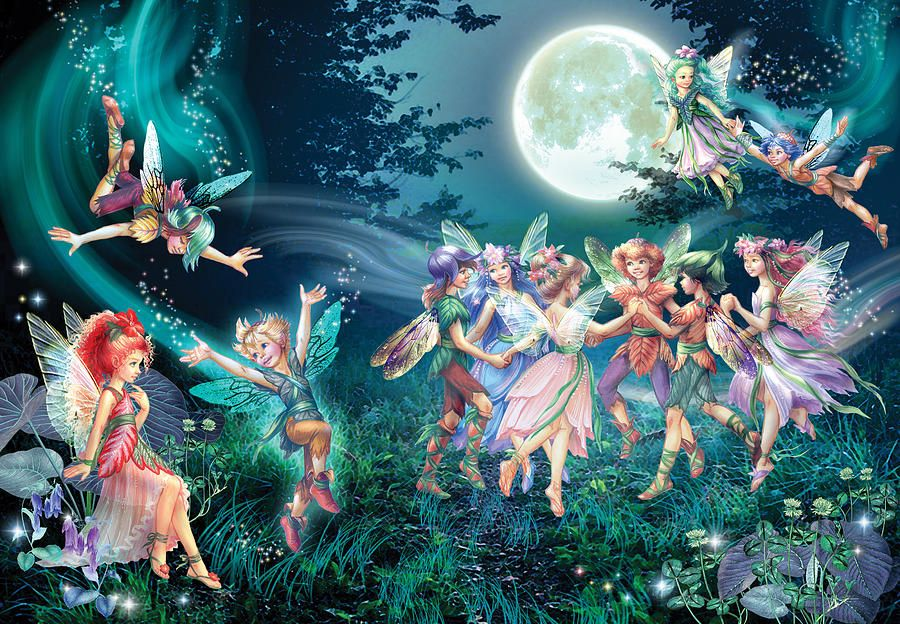 fairies-and-elves-dancing
