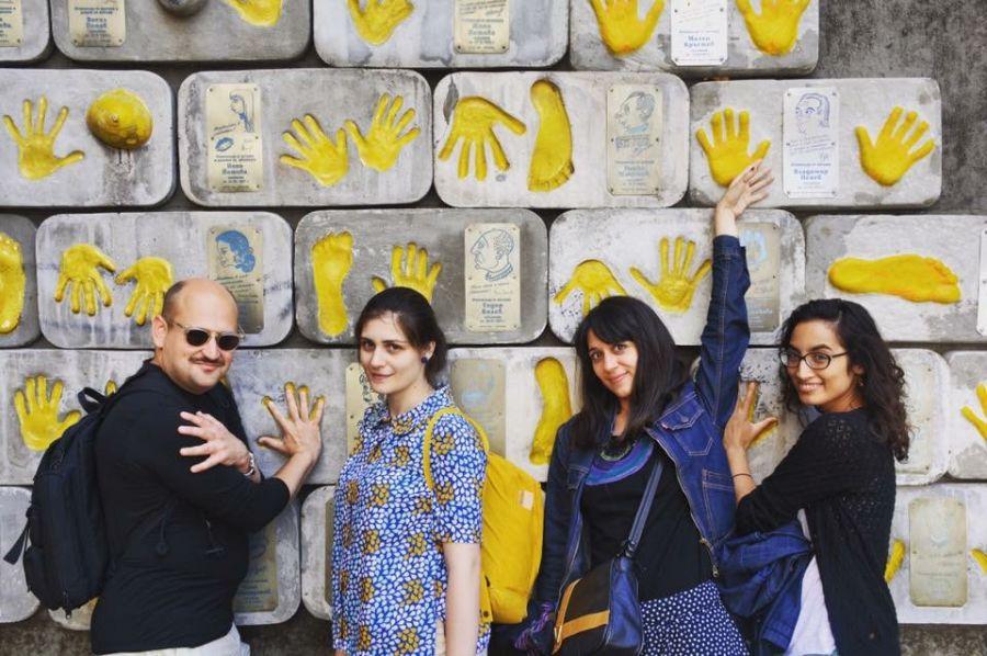 Benjamin-Lew Klondike (Γερμανία/Πολωνία), Αίγλη Κατσίκη (Ελλάδα), Petya Alabozova (Βουλγαρία), Angelique Zaini (Γαλλία).