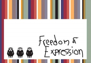 Logo Freedom of expression