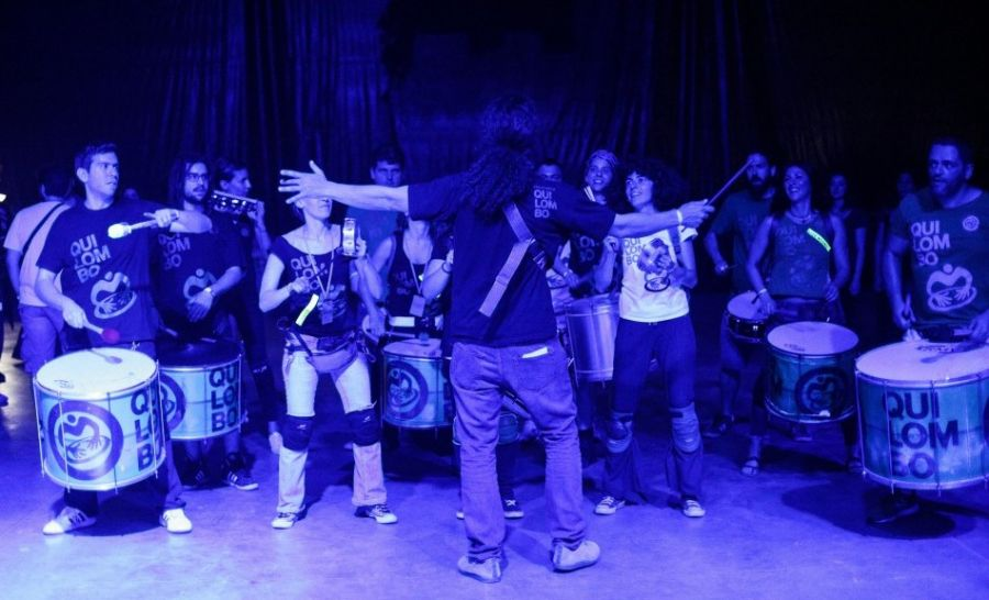Quilombo band