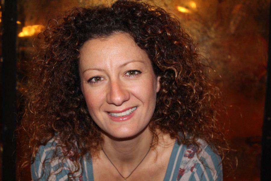 Κωνσταντίνα Σαραντοπούλου